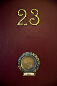 The apartment belonged to a George Bell. He lived alone. Credit Josh Haner/The New York Times