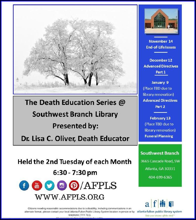 Death Education Series