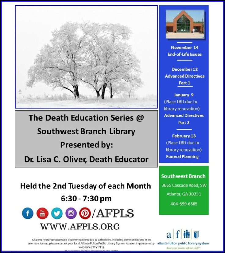 Death Education Series
