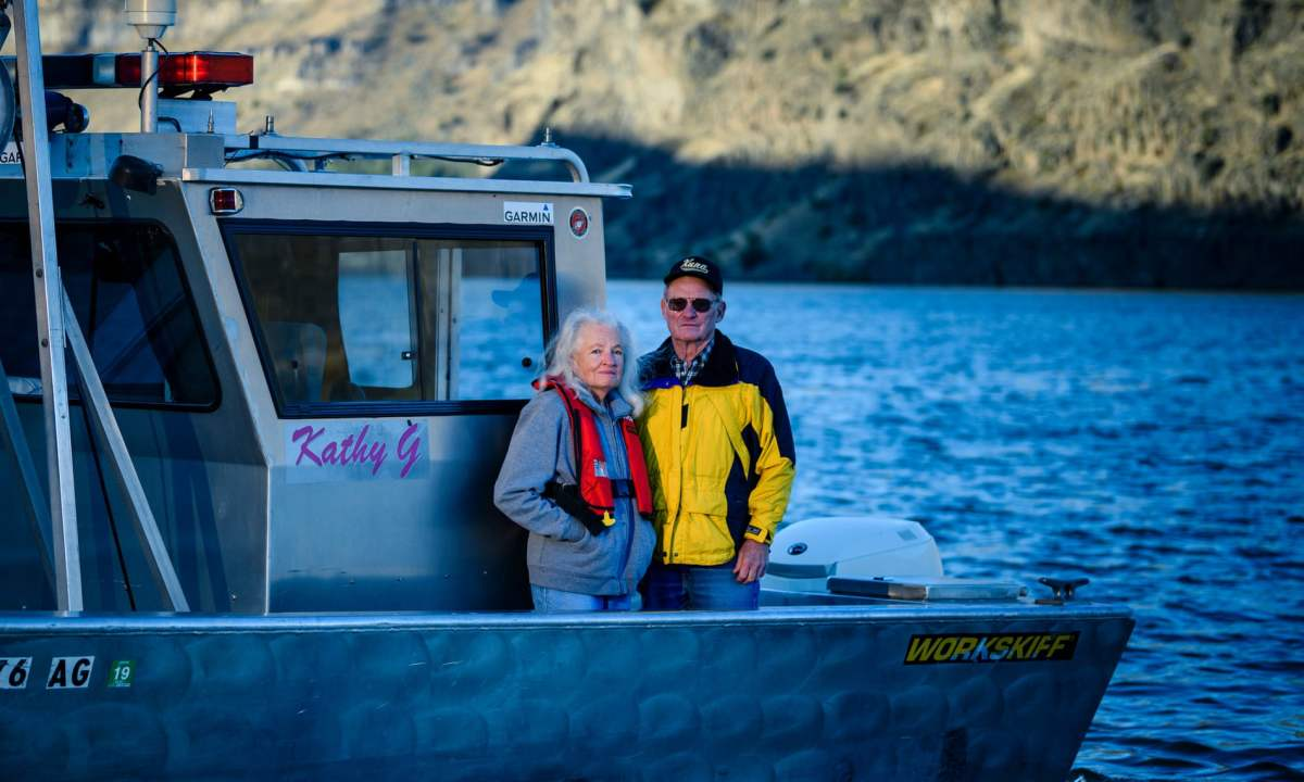 Bring up the bodies: the retired couple who find drowning ...